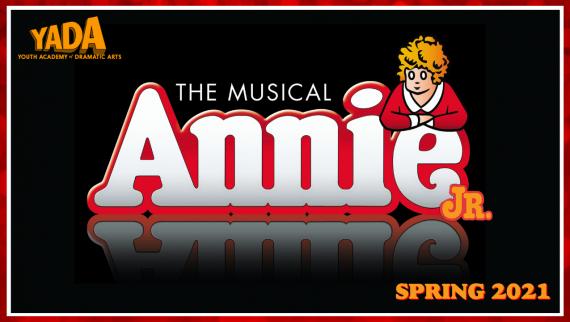 Copy of Copy of Annie Jr 1280×720 pixels square