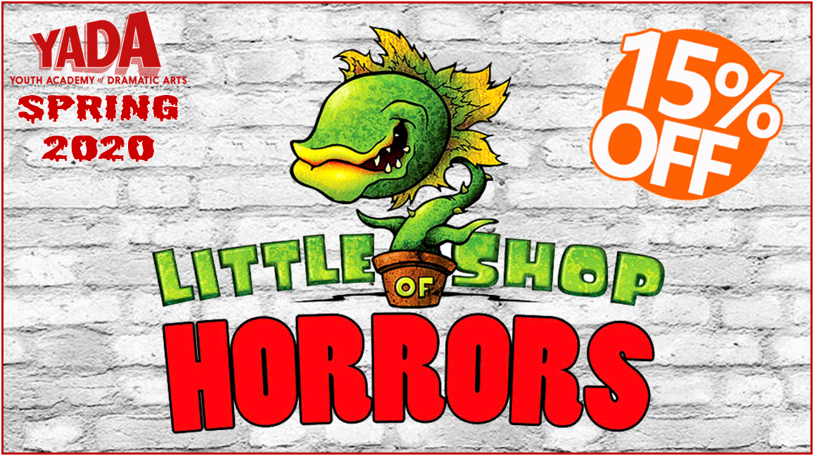 Little Shop of Horrors Slider 15%