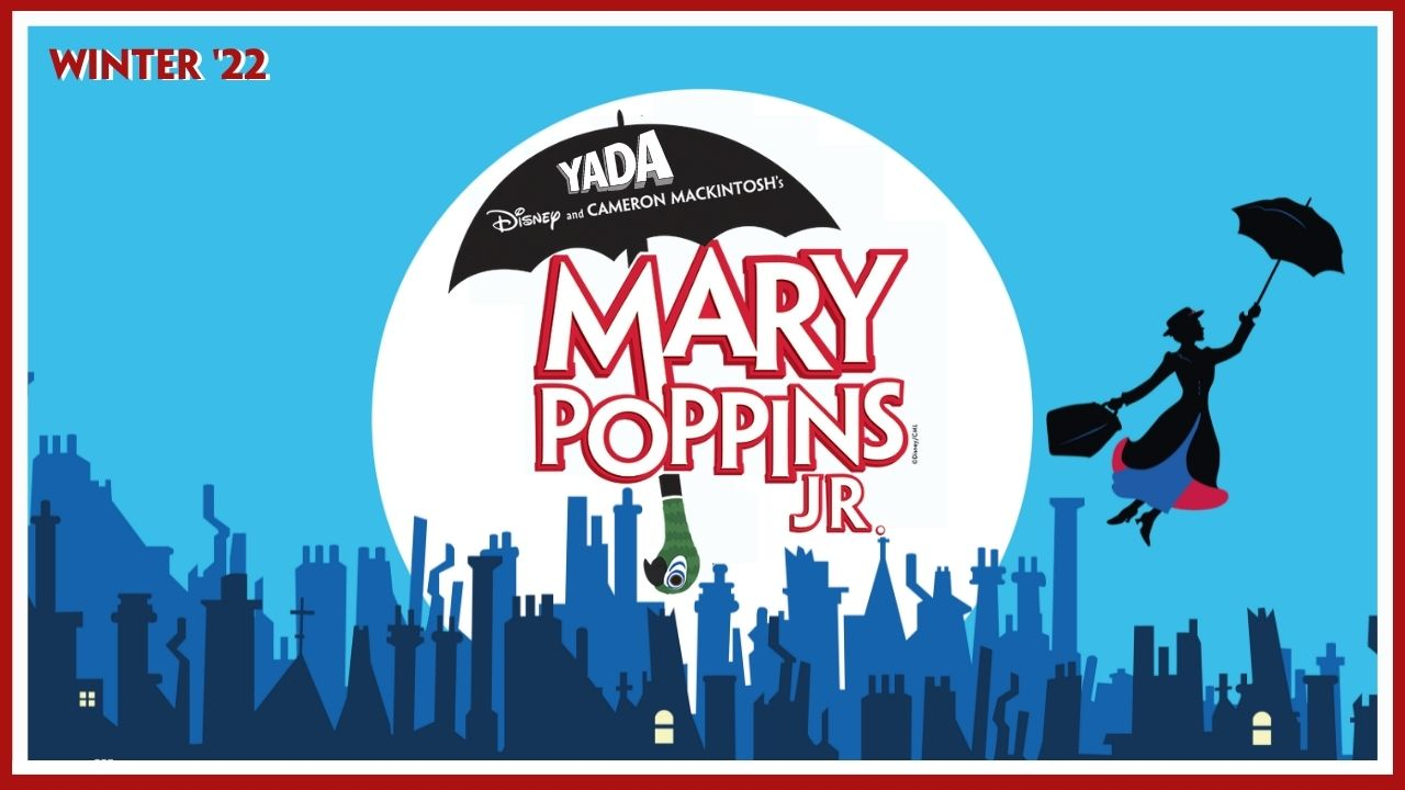 Mary Poppins 1280×720 pixels rectangle