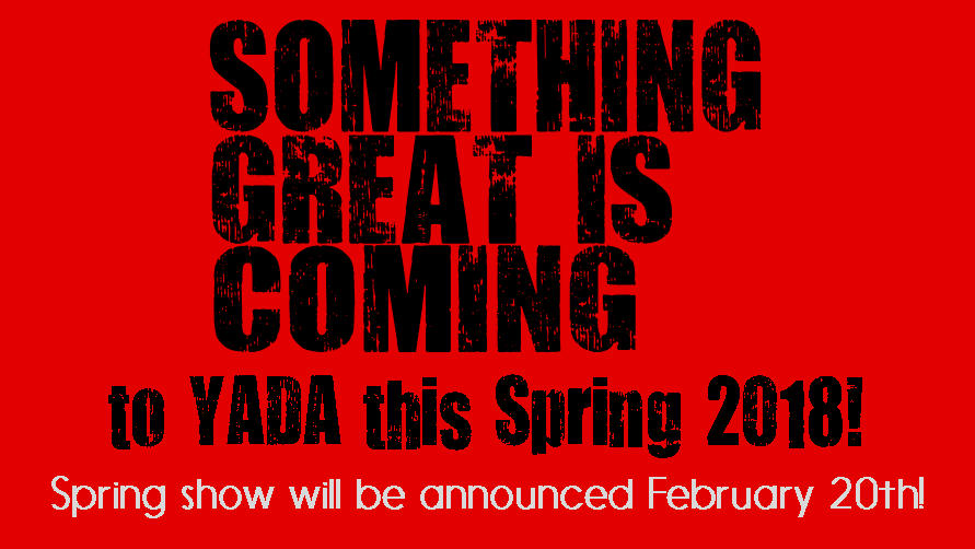 Spring Show announcement coming soon3