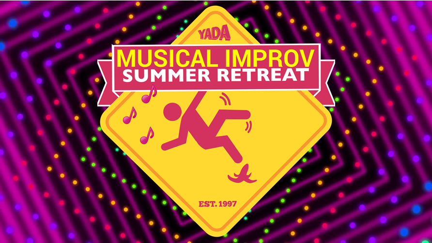 YADA Musical Improv Retreat slider