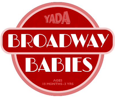 Broadway Babies Red