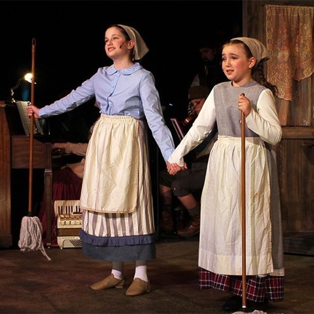 Throwback Thursday! Fiddler on the Roof - Summer 2015!