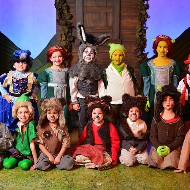 Throwback Thursday - Shrek 2014