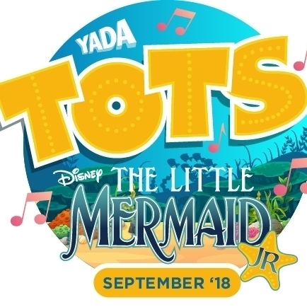 TOTS - Disney's The Little Mermaid Jr. - Fall 2018 Ages: 3-5
