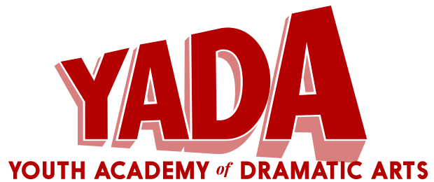 dark red yada logo