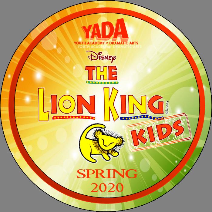 Lion King Kids Circle