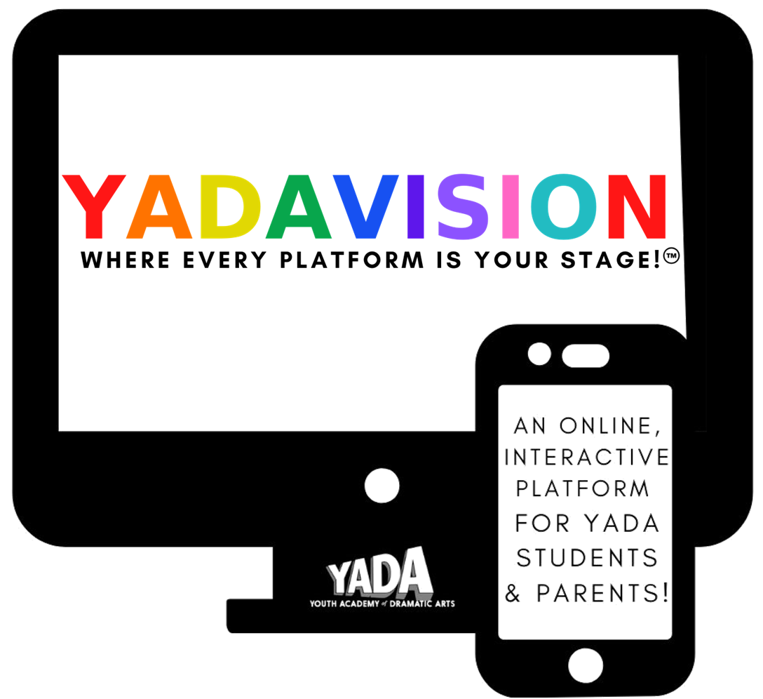 YADAVISION Where Every Platform Is Your Stage Trademark