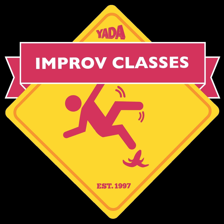 YADA-Improv-Classes-Badge