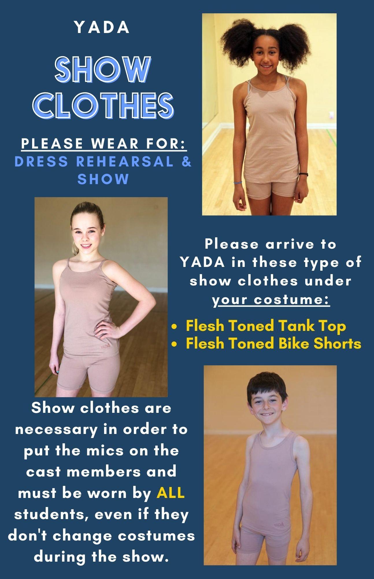 SHOW CLOTHES (2)